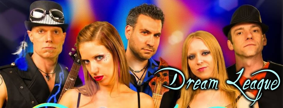 Dream League will take you on an unstoppable sonic dance floor journey through the biggest and best hits of today and yesterday with jaw-dropping accuracy, an energetic and a hypnotic live act you can't take your eyes off.