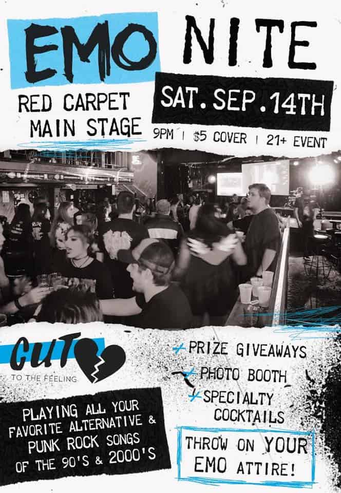 Coming Soon Main Stage Red Carpet Nightclub Central